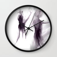 ballet Wall Clocks featuring Ballet by Jessielee
