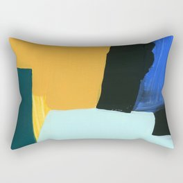 color and form 18-01 Rectangular Pillow
