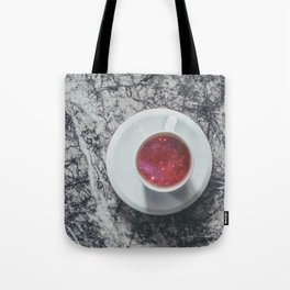 COFFEE PORTAL TO THE UNIVERSE Tote Bag
