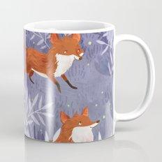 Foxes and Fireflies Mug