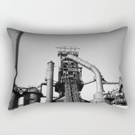 Blast Furnaces Rectangular Pillow