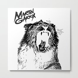 Animals- Martin Garrix Metal Print