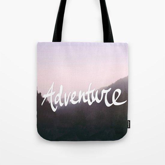 Wild Adventure Tote Bag