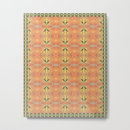 Syphilis Tapestry by Alhan Irwin Metal Print