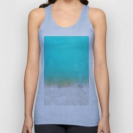 Blue from the top 3 Unisex Tank Top