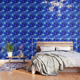 Sapphire Nebulæ Wallpaper