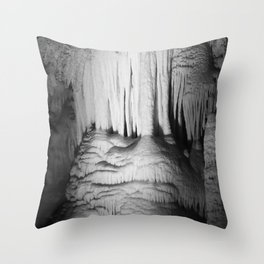 Stalagmite Throw Pillow