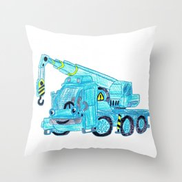 Lofty Throw Pillow