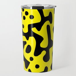 QR Clothes Yellow - Accessories Travel Mug