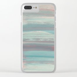 Painter's Mark Clear iPhone Case