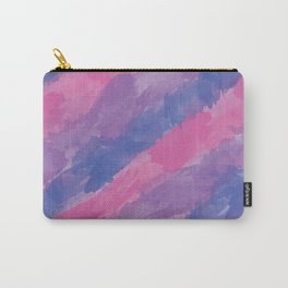 Bi Watercolor Pride Carry-All Pouch