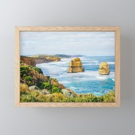 Along the Great Ocean Road Fine Art Print  • Travel Photography • Wall Art Framed Mini Art Print