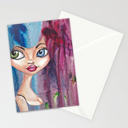 Absent Mind Stationery Cards