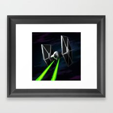 Lucas Fantasy #2 Framed Art Print