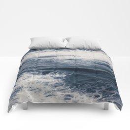 Crashing Surf Comforters