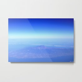 Aerial image V Metal Print