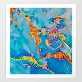Bremer Bay Art Print