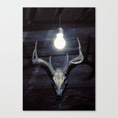 Late idea Canvas Print