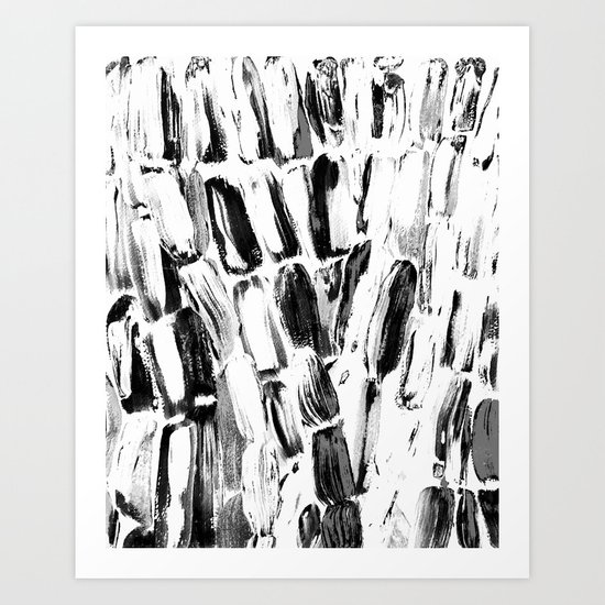 Sugarcane Illustration Art Print