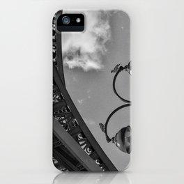 Eiffel iPhone Case