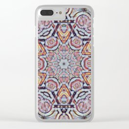 Faces Of Judaism Clear iPhone Case