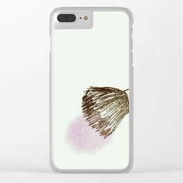 Start the Day Clear iPhone Case