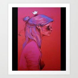 Intentions Art Print