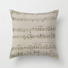 Clair de Lune   Throw Pillow