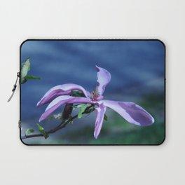Greeting Magnolia Laptop Sleeve