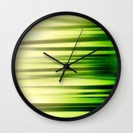 Lose Yourself Along The Way Wall Clock