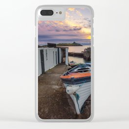 Dalkey - Ireland (RR 213) Clear iPhone Case
