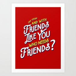 Rushmore T-shirt Quote Art Print