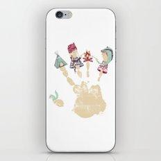 MARSHMALLOWS & CAMPFIRESa iPhone & iPod Skin