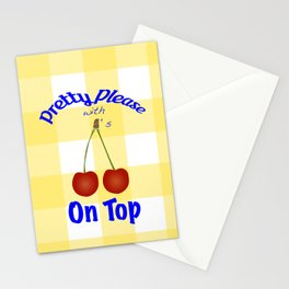 Pretty Please Stationery Cards