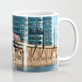 RED TRAIN - BERLIN Coffee Mug