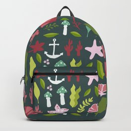 Under The Sea Flash Sheet Backpack