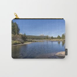 Tuolumne River and Meadows, No. 2 Carry-All Pouch