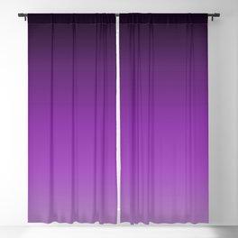 Dark Purple Ombre Blackout Curtain