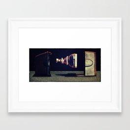 Cathode Ray Tube Framed Art Print