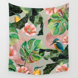 Bird Sanctuary Wall Tapestry