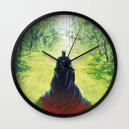 Purgatory Wall Clock