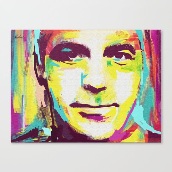 george clooney Canvas Print