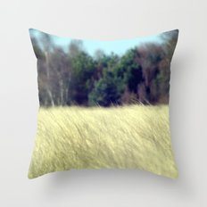 heathland. Throw Pillow