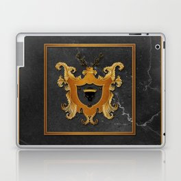 House of Gold and Marble Laptop & iPad Skin