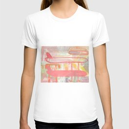 Layers And Chevrons T-shirt