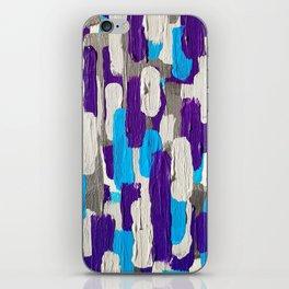 Calm Stripes Overload iPhone Skin