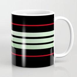 Tean Colors 5....green , red Coffee Mug