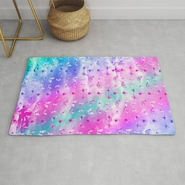 Butterfly Clouds Rug