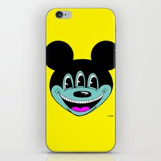 ANOTHER MICKEYES.  (Pink Tongue). iPhone & iPod Skin