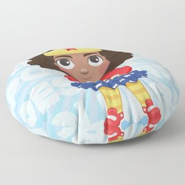 Never Doubt Floor Pillow